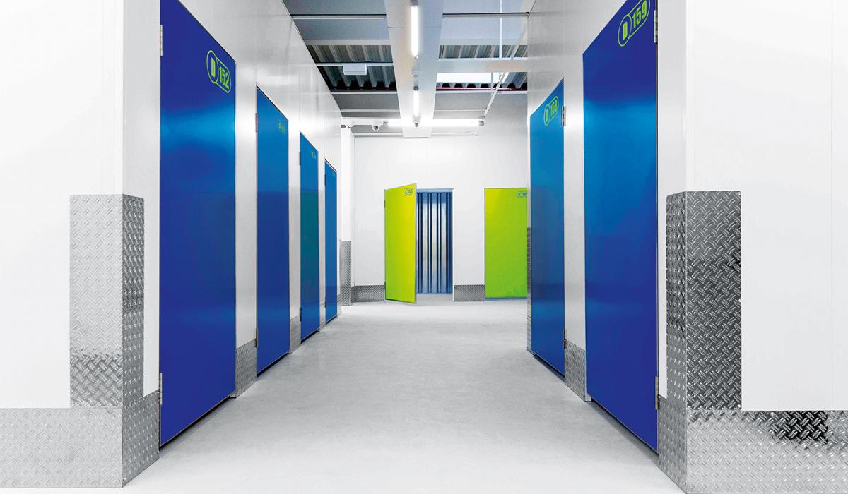 <b>Self Storage-Trennwände</b>