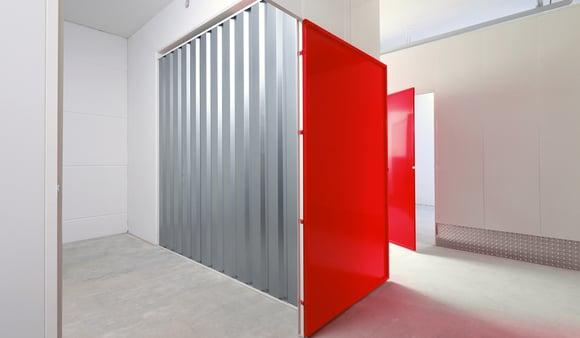 Lager-Trennwand Self Storage