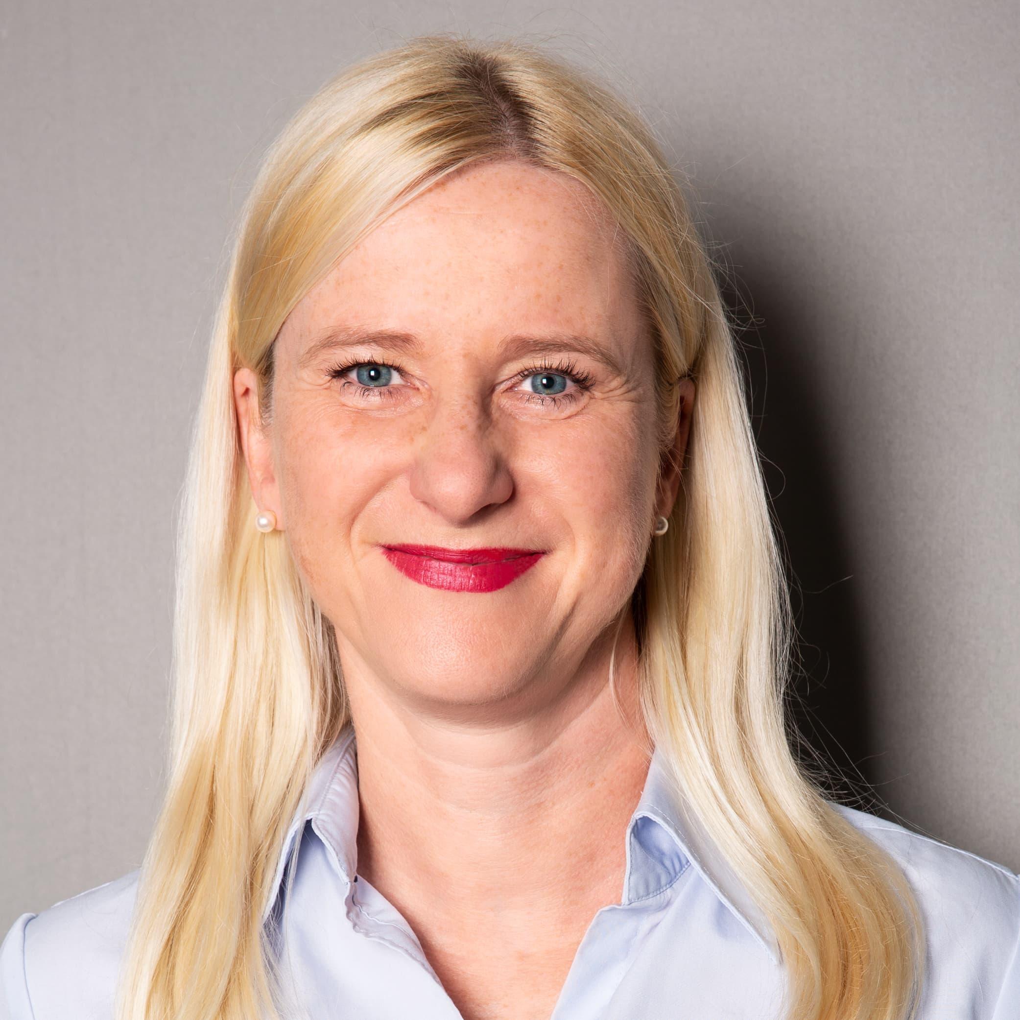 Annette Bauer Leiterin Human Resources