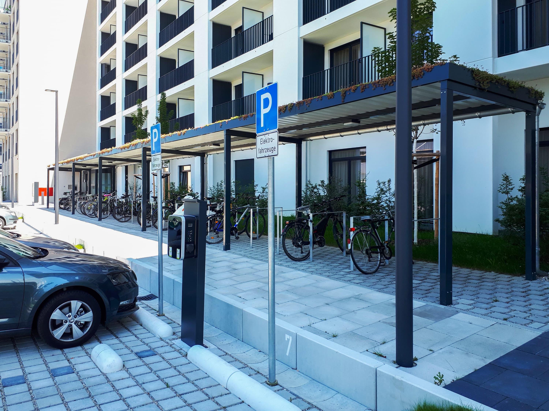 <h5>Schutz für Fahrräder & E-Bikes</h5>