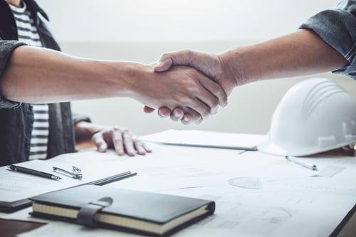 zuverlässige Partnerschaft Montagepartner